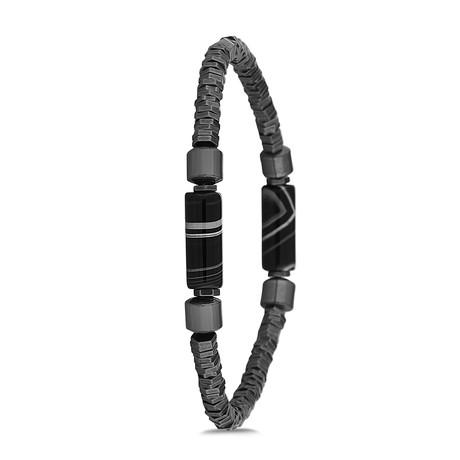 Creek Bracelet // Gray