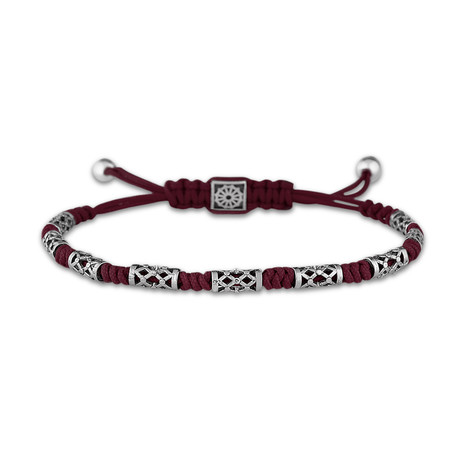 Arizona Bracelet // Claret Red