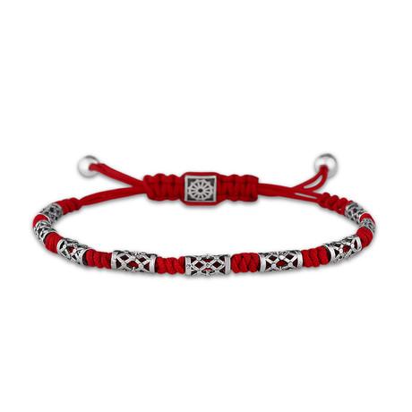 Arizona Bracelet // Red