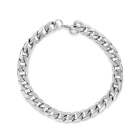 Chain Bracelet // Silver