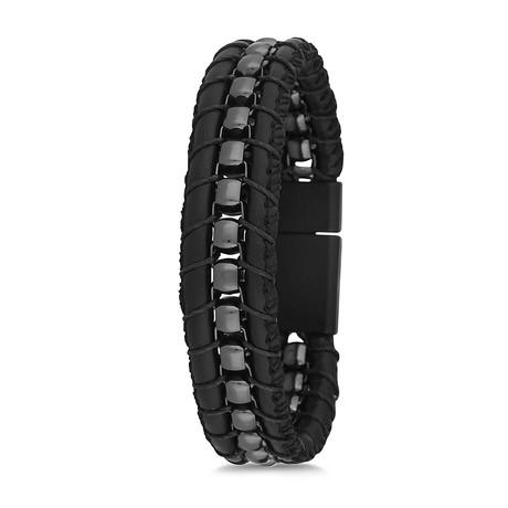Sahara Bracelet // Black