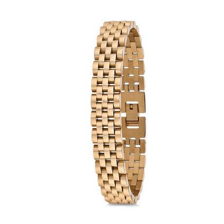Jubilee Bracelet // Golden
