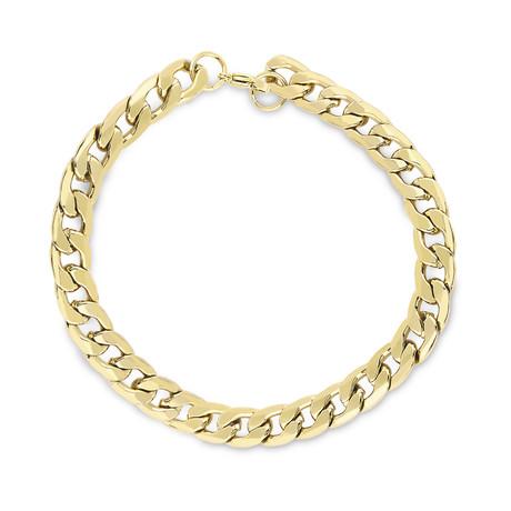 Chain Bracelet // Gold