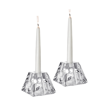 Plaza Candleholder // Set Of 2