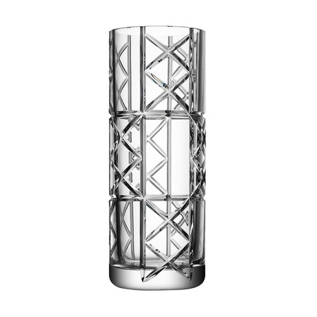 Explicit Checks Vase (Large)