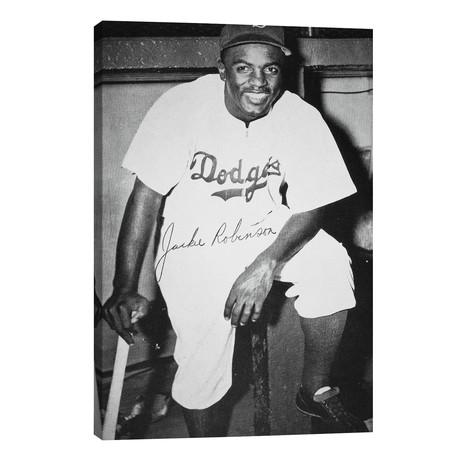 Jackie Robinson (1919-1972) // Unknown