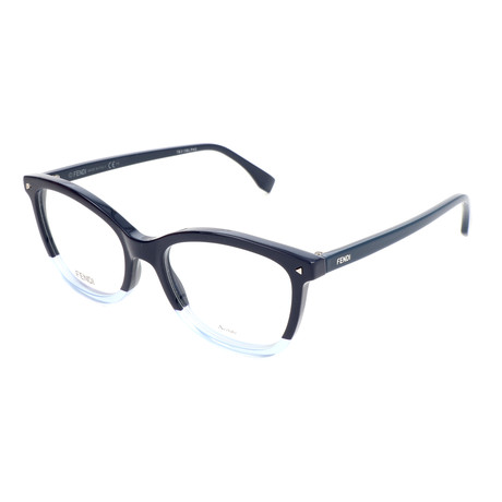 Women's 0234 Optical Frames // Blue