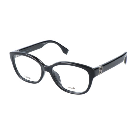 Women's 0068 Optical Frames // Shiny Black