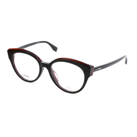 Women's 0280 807 Optical Frames // Black
