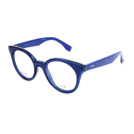 Women's 0198 L04 Optical Frames // Blue