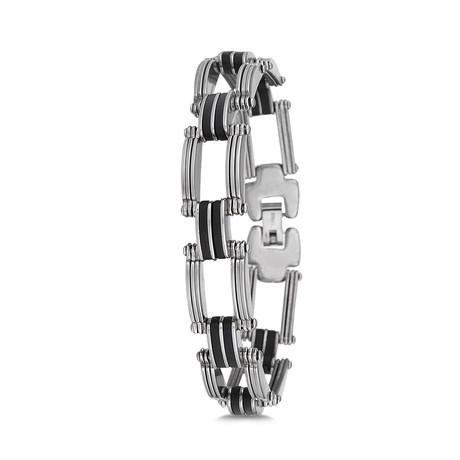 Mile Bracelet // Silver