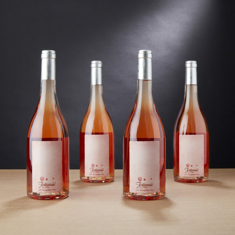 Furthermore Rosé of Pinot Noir // Set of 4