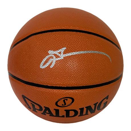 Allen Iverson // Autographed Basketball