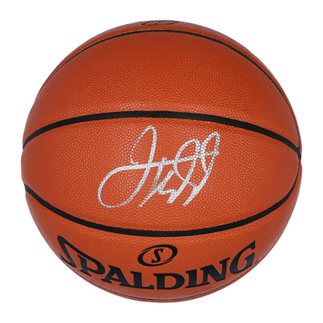 Jason Kidd // Autographed Basketball