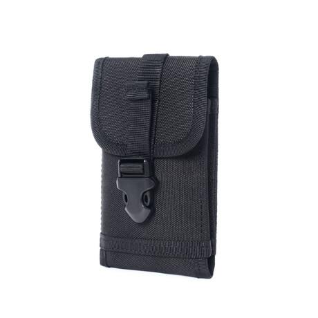 Waist Messenger Bag // Black