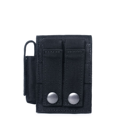 Multifunctional Waist Belt Bag  // Black