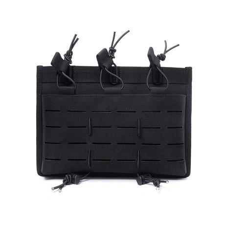 MOLLE System Bag // Black