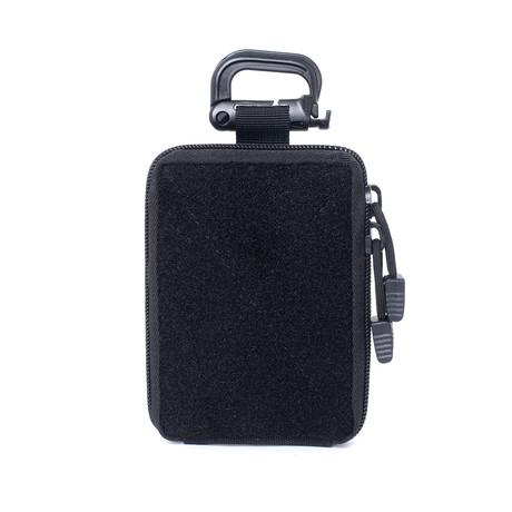 Multifunctional Waist Bag // Black