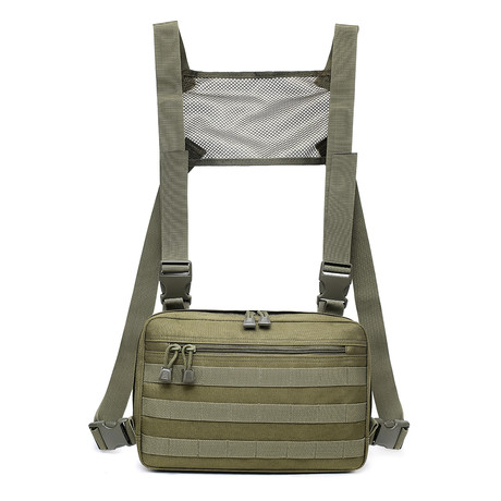Tactical Chest Bag // Green