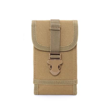 Waist Messenger Bag // Sand