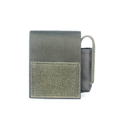 Multifunctional Waist Belt Bag // Green