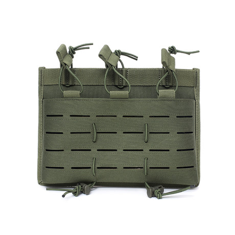 MOLLE System Bag // Green