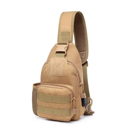 Tactical Diagonal Bag // Sand