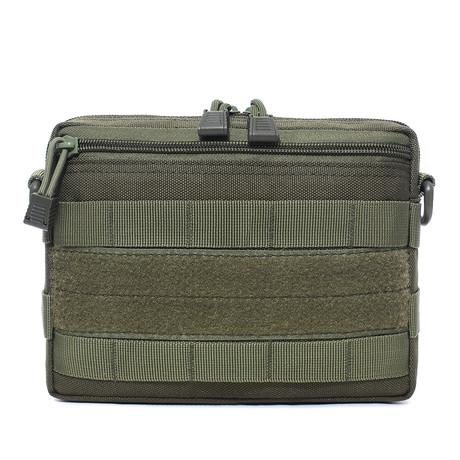 Tactical Molle Bag // Green