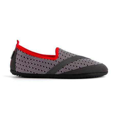 KOZIKICKS // Men's Edition Shoes // Black + Red (S)