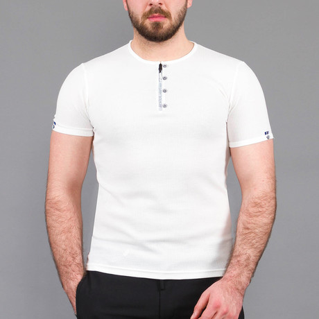 Oscar Shirt // White (S)