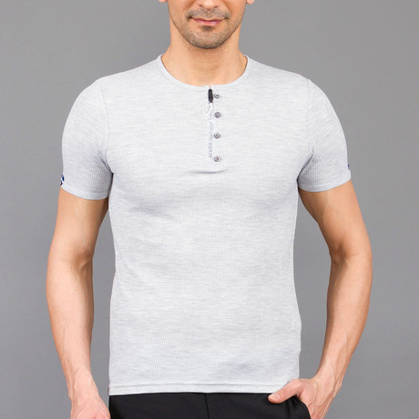 Oscar Shirt // Gray (S)