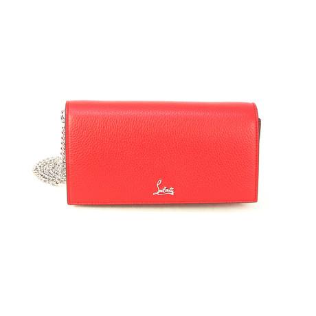 Christian Louboutin // Women's Boudoir 3-Way Bag // Red