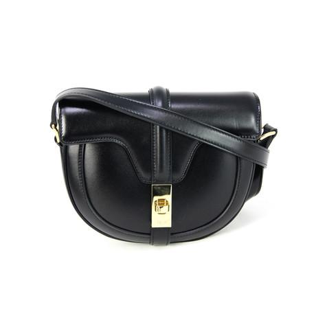 Celine // Women's Besace Bag // Black