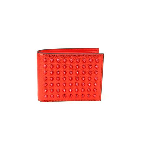 Christian Louboutin // Women's Folding Wallet V1 // Red