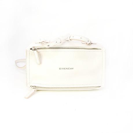 Givenchy // Women's Shoulder Bag // White