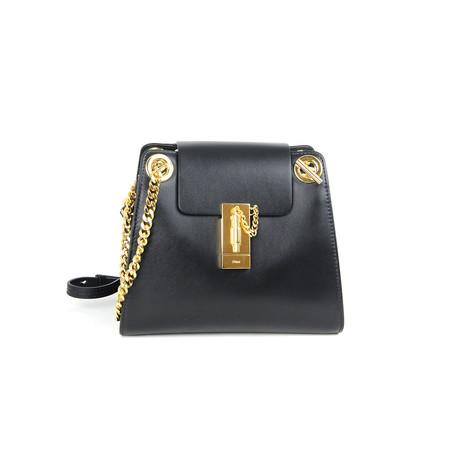 Chloe // Women's Annie Shoulder Bag // Black