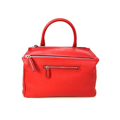 Givenchy // Women's Shoulder Bag // Red