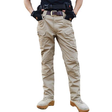 Trousers III // Khaki (S)