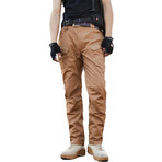 Trousers // Brown (3XL)