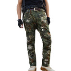 Trousers // Camouflage Print (2XL)