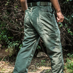 Trousers I // Army Green (L)