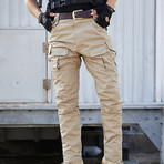 Trousers II // Khaki (3XL)