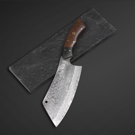 Functional and Bulky Cleaver