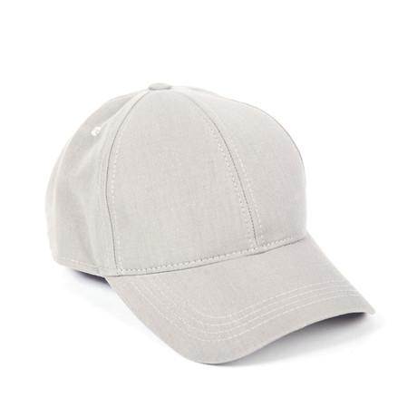 Baseball Hat // Gray