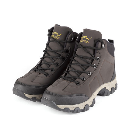 Mid Boot // Brown (Euro: 38)