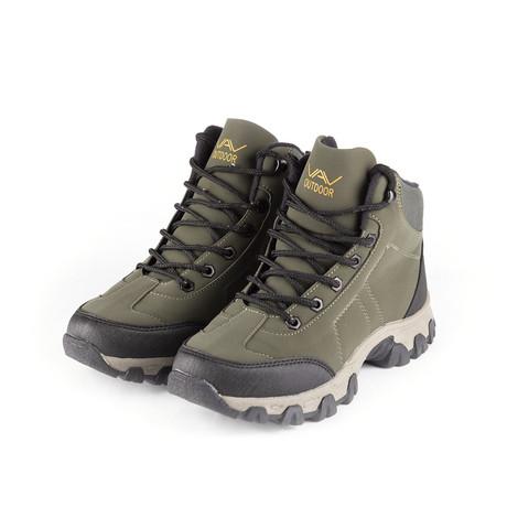 Mid Boot // Khaki (Euro: 38)