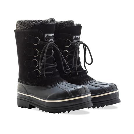 Unisex Winter Boot // Black (UK: 7)