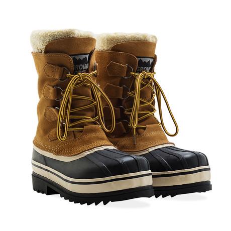 Unisex Winter Boot // Tan (UK: 7)
