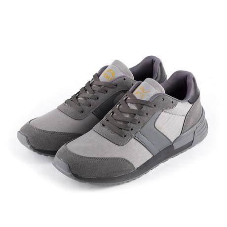 Sneaker // Gray (Euro: 38)