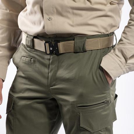 Tactical Belt II // Beige